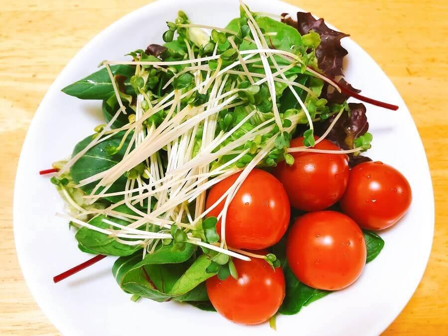 グリーンサラダ