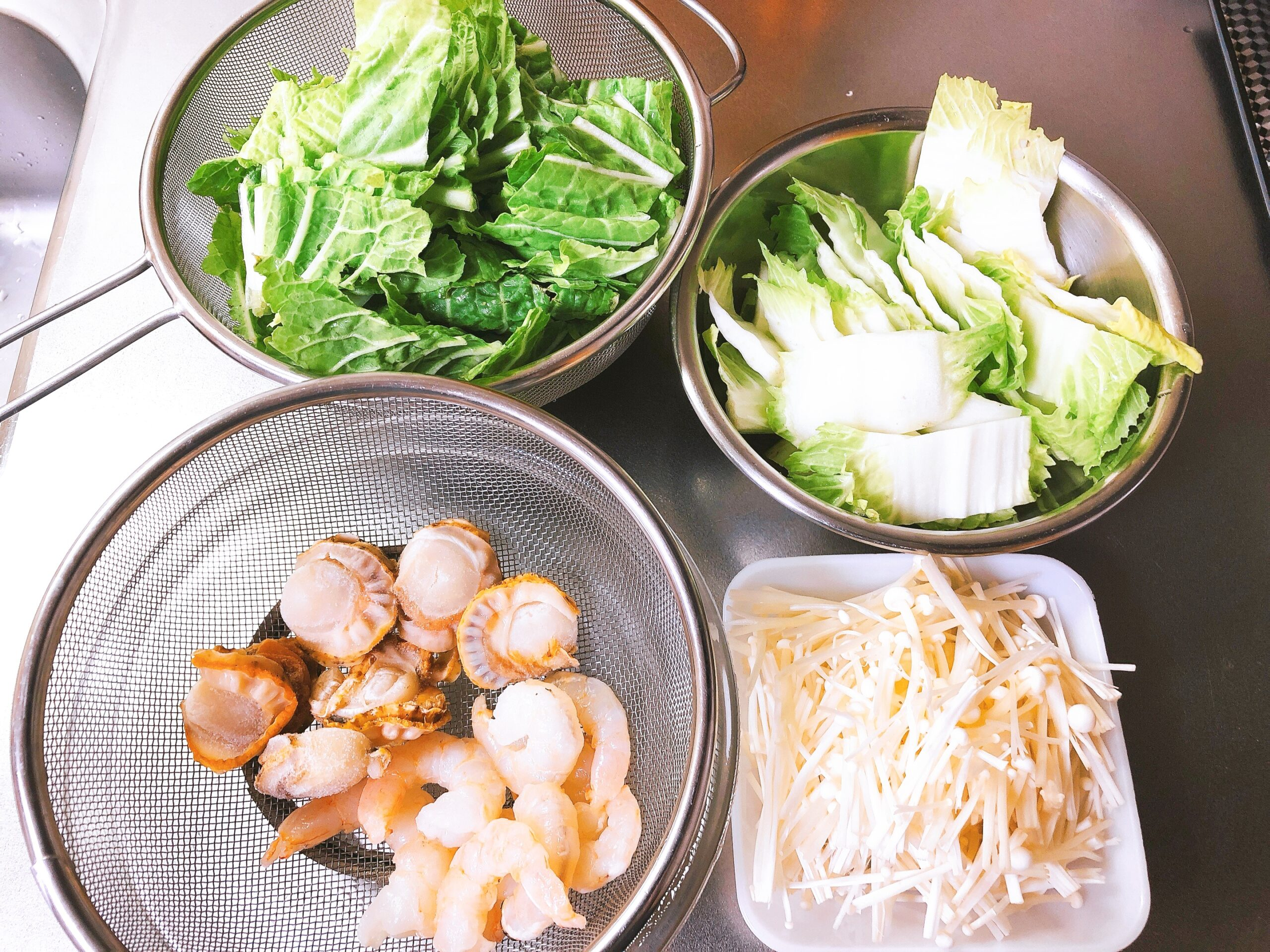 大根と鶏肉の煮物アレンジ具材