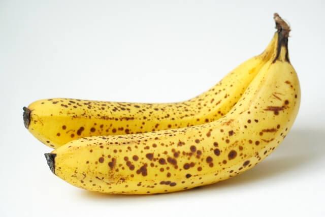 食べ頃バナナ